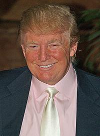 El peinado del magnate, imagen del éxito.