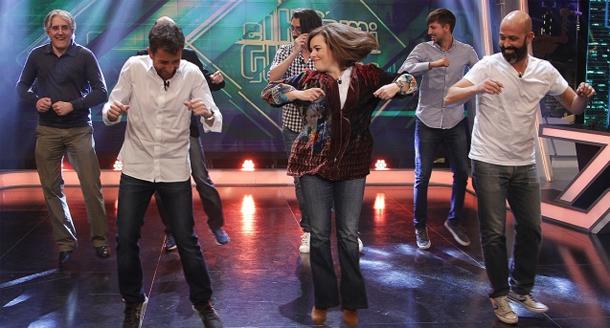 baile - Los inversores extranjeros vuelven a confiar en España tras el baile de la vicepresidenta en El Horm