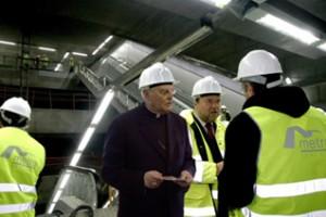Monseñor Amigo presentó las instalaciones.