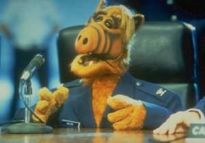 Branson en un debate televisado.