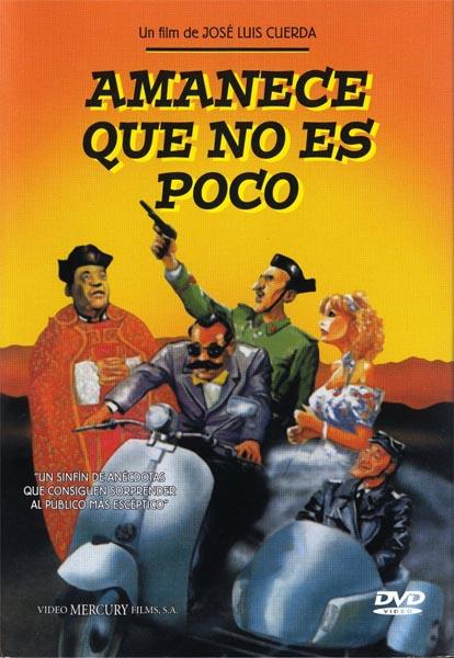 Anuncian el remake español de «Amanece que no es poco» | El Mundo Today